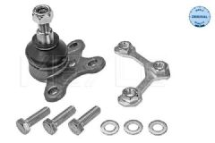 Ball joint kit with bolts Left (cars with 13